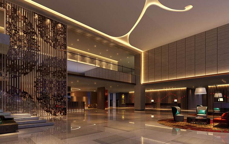 同创同德_酒店大堂 - 北京同创同德建筑装饰工程有限责任公司